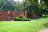 Malbork Castle - area