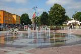 Malbork - fountains