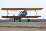 Stearman at the Boulder Airport Day Celebration