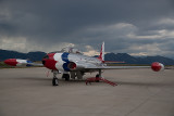 T33 Parked