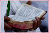 Light revelation Ethiopian Church Jerusalem 2011
