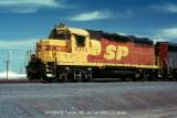 Railroad Kodachromes.. ATSF and SP...
