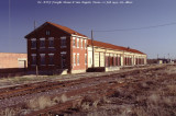 Ex-ATSF Freight Station of  San Angelo, Texas