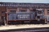 Southern Pacific SW1500s..