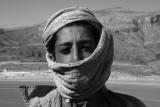Shepherd Boy near Jebel Shams