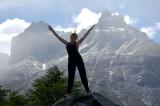 Valle Frances, Parque Torres del Paine, Chile