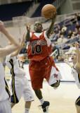 Bishop Ford Basketball  January 27th 2008