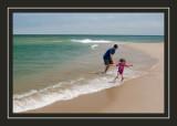 Wave running