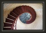 Nauset Light stairs