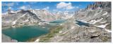 The gorgeous Titcomb Basin