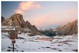 Sunset at Locatelli