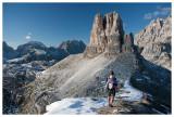 Day 2 - Locatelli to Pian di Cengia day hike