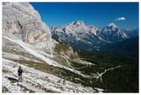 View into the Cortina basin