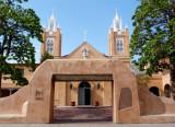 1058 Church of San Felipe de Neri, Albuquerque.jpg