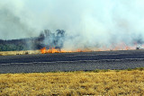 I44 Grass Fire 08/21/2011