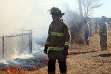 Shed Fire  12/23/07