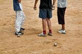 Les joueurs de boules