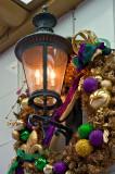 Mardi Gras Lantern