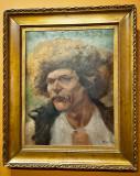 Hutsul Man Portrait