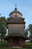 Korczmin - Wooden Church