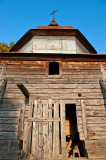 Old Wooden Church - Entrance