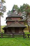 Wooden Church In Belzec
