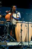 Drummer Of Sara Tavares