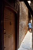 Street In Medina Of Fez