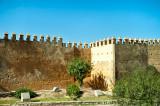 Medina Wall Of Fez