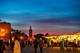 Marrakesh - Djemaa El Fna