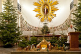 Christmas Crib At Jesuit Church