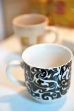 B&W Mug