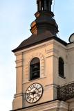 Church Tower Clock