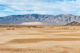 Panamint Valley And Dunes