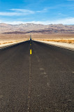 Long And Straight Road