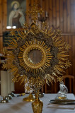 Church In Tarnowka - The Monstrance