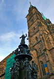 St. Lorenz Cathedral & Fountain