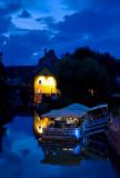Nightfall On Pegnitz River