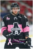 21 octobre 2011 -Armada vs Cap Breton - Match au profit pour la fondation du cancer du sein