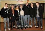 19 décembre 2007 - Cantonniers 3 - Vikings 2 (ot)