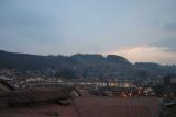 Cusco in the morning