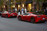 Red cars @f2.8 NEX5