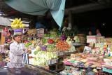 A shopping plaza in Bali