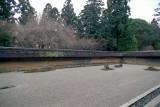 Stone garden in Kyoto Reala