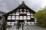 Tenryū-ji entrance D700