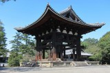 Tōdai-ji bell tower