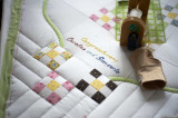 Quilting @f1.8 D700