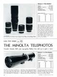 Minolta 1967 tests