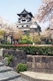 Inuyama castle in Aichi Nagoya