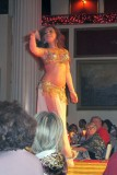 Famous belly dancer